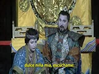 Barbara Frittoli sings Signore ascolta... Non piangere Liù from Turando by Puccini