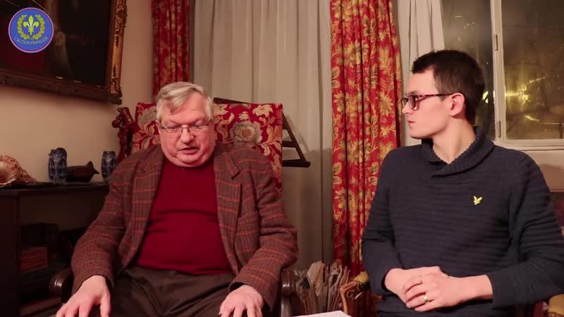 Dix minutes de vérité avec Gérard Bedel, membre du Comité Directeur de l'Action Française