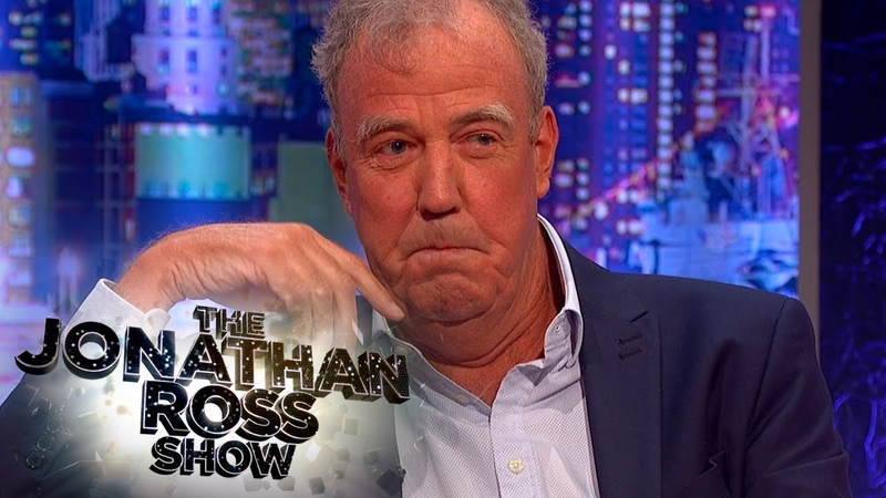 Jeremy Clarkson On The New Top Gear - The Jonathan Ross Show