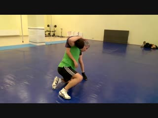 Приемы вольной борьбы,техника и тактика