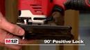 Milwaukee 2445-20, M12 Cordless High Performance Jig Saw