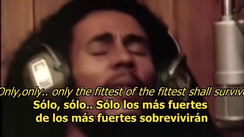 Could you be loved - Bob Marley (LYRICSLETRA) (ReggaeVideo)