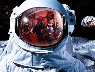 Приключения американцев на Луне