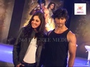 Hot Sexy Pooja Chopra and Vidyut Jamwal poses together for Cameras- 1st Look of film Cammando