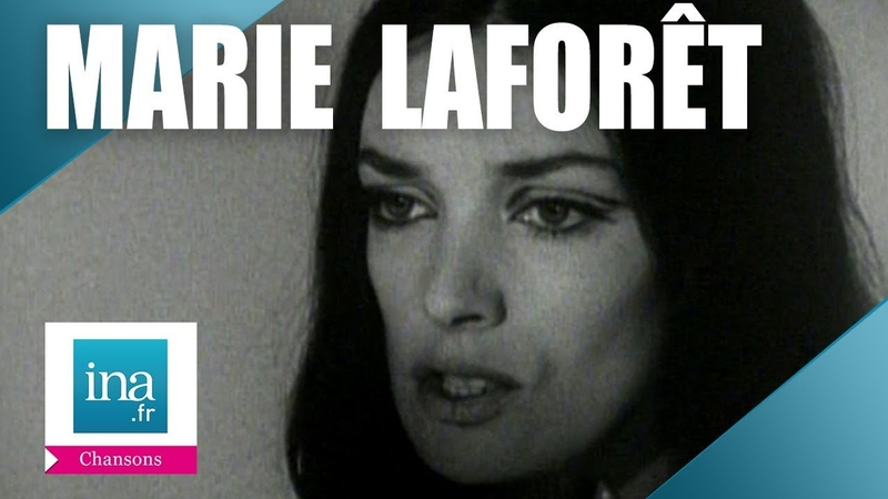 Marie Laforêt Manchester et Liverpool Archive INA