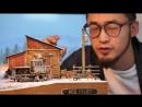 Bayin Wu Modeling works Ace Pilot Miniature Diorama