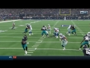 Коул Бизли - лучшие моменты матча - 6 неделя - НФЛ-2108 - Американский Футбол