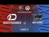 CSGO Fight Night Onyx Esports vs IdentityDisorder ESEA Advanced S31 @JohnSteezyTV