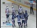 Чебоксарские «богатыри» в первой игре разгромили на домашнем льду саранских «лис»