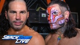 Why have The Hardy Boyz reunited SmackDown Exclusive, Feb. 26, 2019