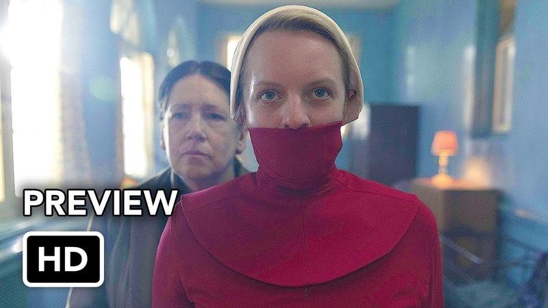 The Handmaid's Tale 3x06 Inside Household (HD) Season 3 Episode 6 Inside
