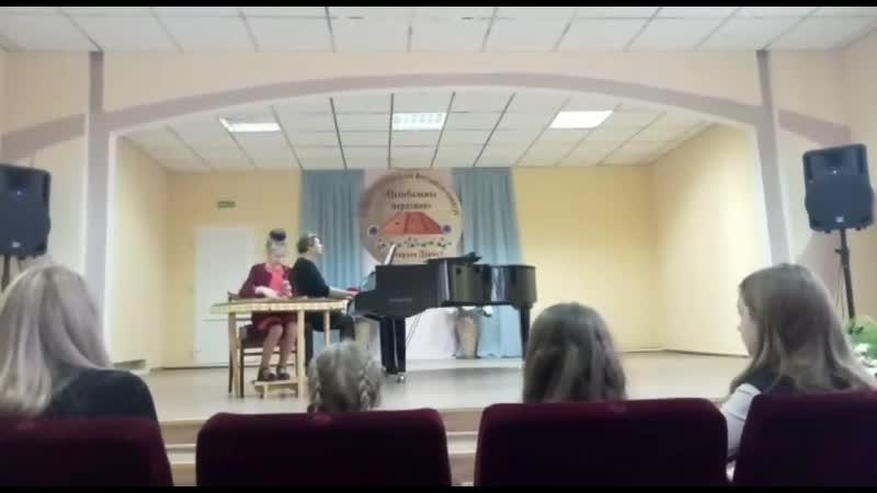 Новик Виктория - Рондо (B-moll И. С. Бах)