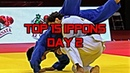 Top 15 ippons in day 2 of Judo Grand Slam Baku 2019