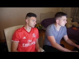 [Finikland] У КОГО БОЛЬШЕ ft. FORZOREZOR: ЛУЧШИЕ ПАКИ FIFA 19