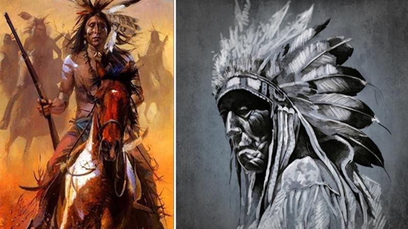 АПАЧИ Самое непокорное племя индейцев