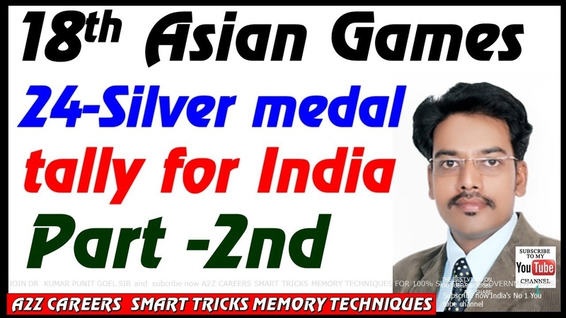 18th asian games indian silver medal telly|18th asian games india medal tally| asian games 2018