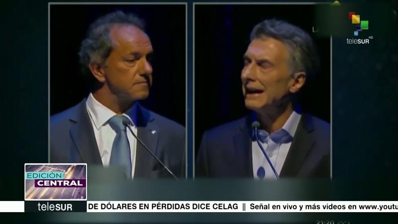Deuda argentina alcanza el 80 del PIB tras 3 años de gob. de Macri