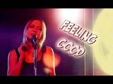 Zombie Grace - Feeling good (Nina Simone karaoke rock cover)