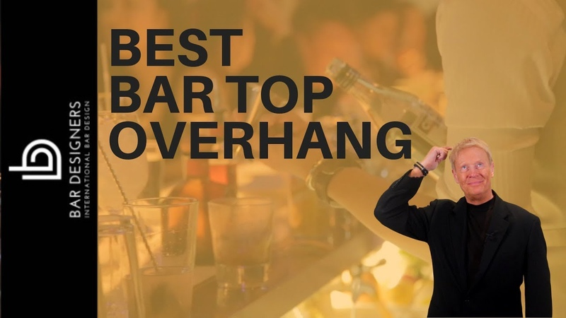 Bar Dimensions - Best Bar Overhang for Ergonomics