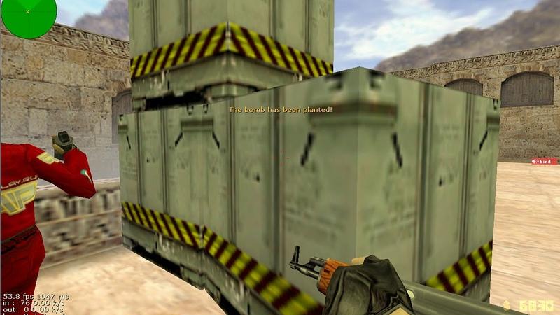 ZakeNt0t~ VS 4 wiht AK 47 mini ace