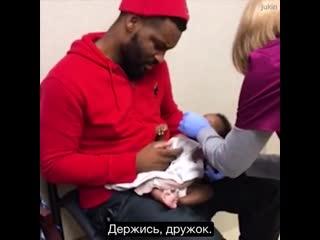 Женские Хитрости (vk.com/womantrlck) разговор папы с младенцем