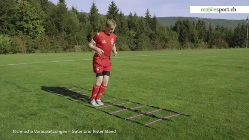 Rugby Technische Voraussetzungen Guter und fester Stand