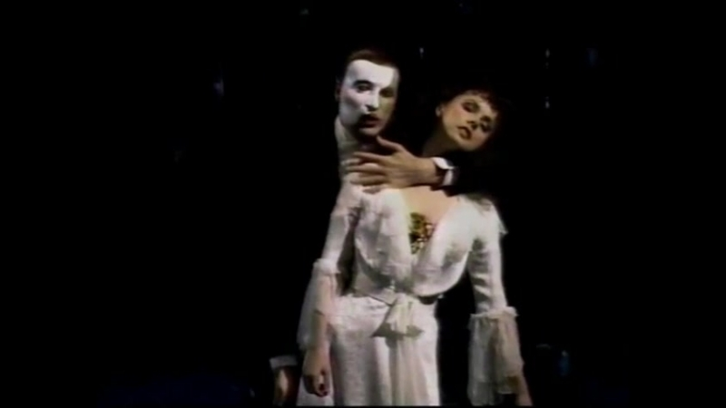 The Phantom of the Opera The Music of The Night (With Michael Crawford) ('Tony Awards', 1988)