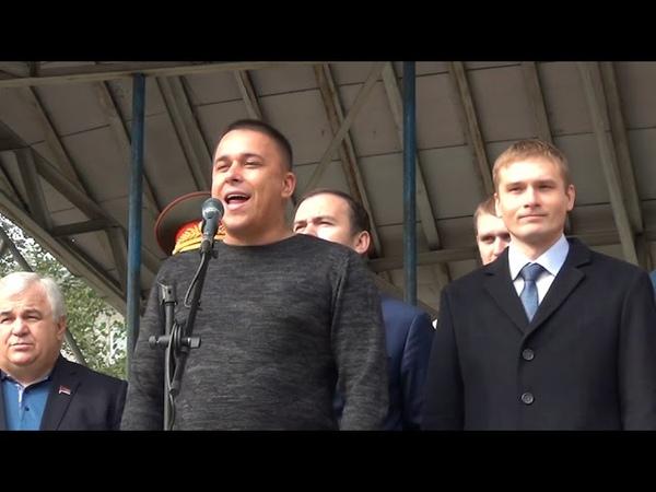 Представители Новосибирска и Тувы, а так же Андрей Ищенко из Приморья