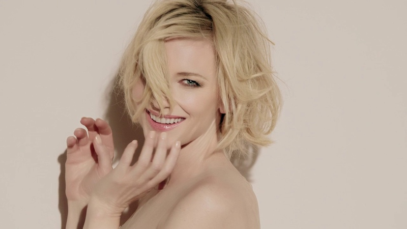 ARMANI - SI ROSE COUTURE with CATE BLANCHETT by TOM MUNRO
