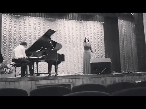 Кавер на песню Одинокая Ірина Білик