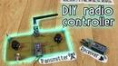 DIY Radio Controller - Arduino NRF24 amplified antenna