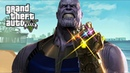 GTA 5 - AVENGERS INFINITY WAR (GTA 5 PC MODS)