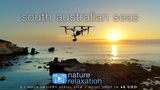 South Australia by Drone (4K) 1 Hour Nature Relaxation Ambient Film + Light Calming Music