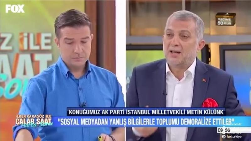 5 Mayıs 2018 İlker Karagöz ile Çalar Saat Hafta Sonu 03