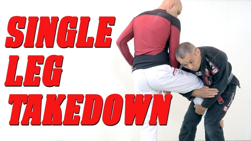 The Simplest Way to Do the Single Leg (Gi or No Gi)