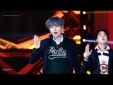 4K 190115 SEOUL MUSIC AWARDS - BTS IDOL SUGA FOCUS -