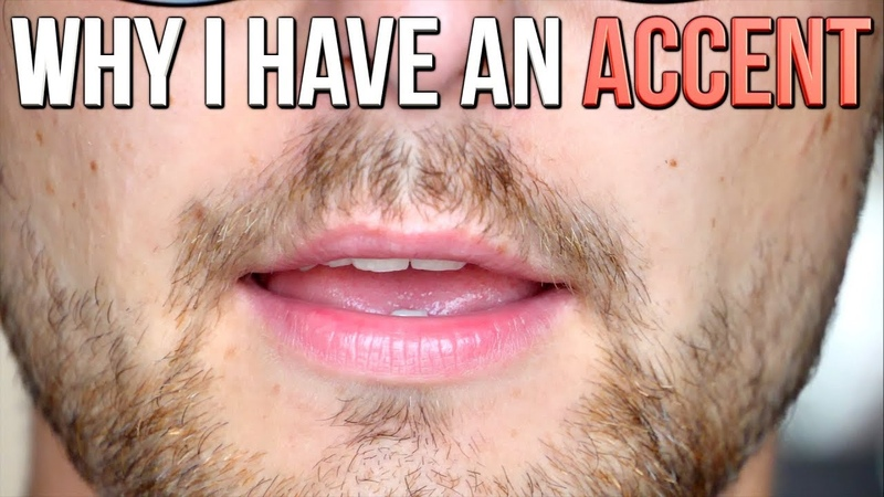 The perks of having an English accent