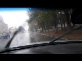 Ул. Металлургов после дождя (16.09)