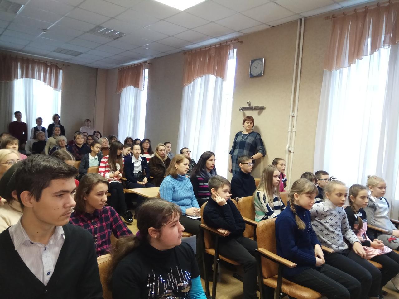 Завершился IV Открытый городской конкурс музыкальных диктантов «ДОМИНАНТА»