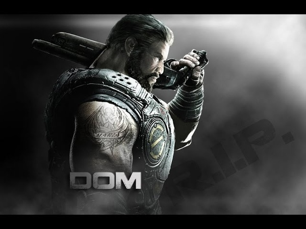 Gears of War Tribute: The Life And Death of Dominic Santiago