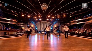 Dancing With The Stars. Taniec z Gwiazdami 9 - Odcinek 6 - Agnieszka, Joanna i Tamara