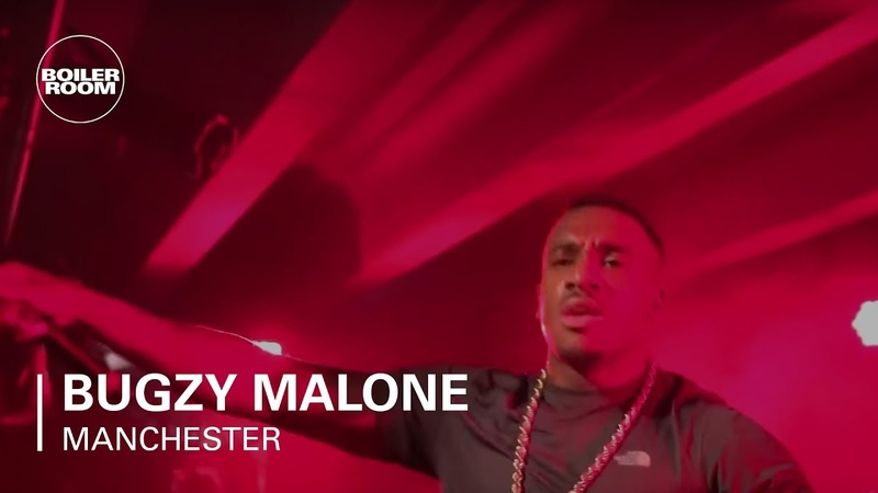 Bugzy Malone | Boiler Room x The North Face: Manchester
