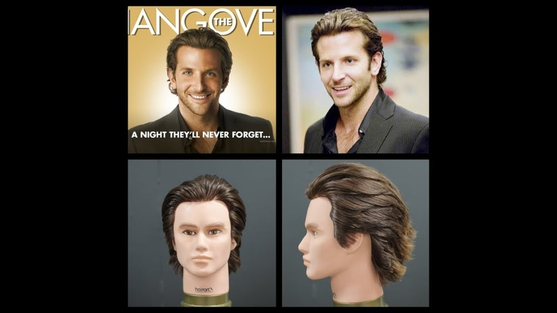 Bradley Cooper - The Hangover Haircut - TheSalonGuy