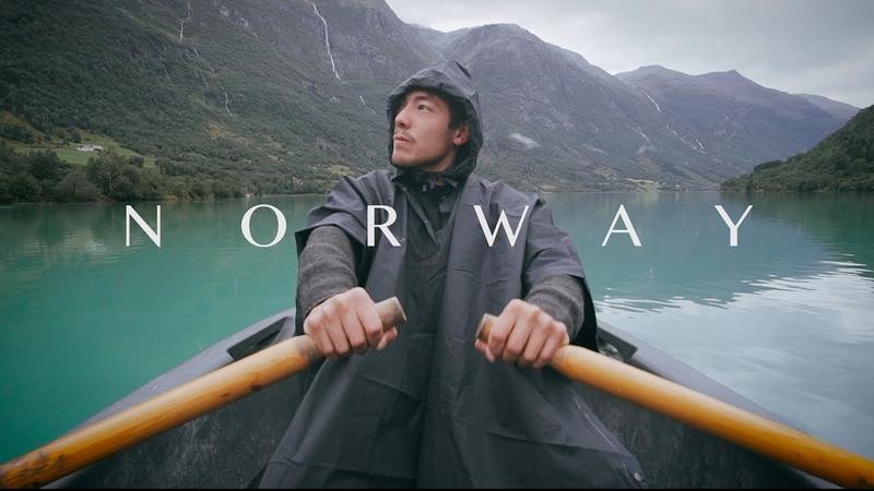 Cinematic Norway I Sony A6300 x Phantom 4 Pro