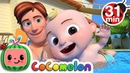 Swimming Song | More Nursery Rhymes Kids Songs - CoCoMelon