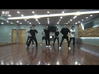 [DP] THE BOYZ – Boy In Luv DANCE PRACTICE VIDEO