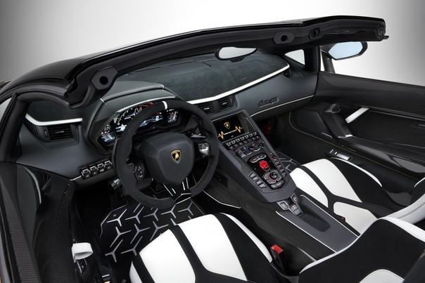 Очень редкие : Lamborghini Aventador SVJ Roadster '2019