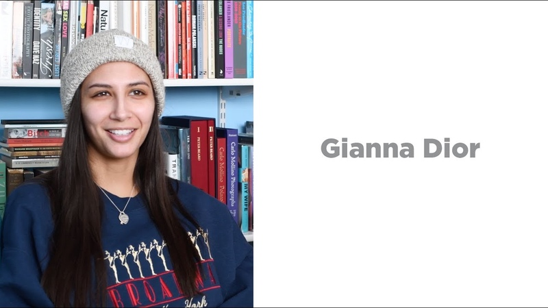 Interview with Gianna Dior