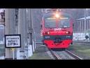 Почти метро: в Краснодаре запустили семь пар городских электричек