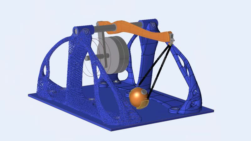 Altair solidThinking Polynurbed Pumpkin Chunkin